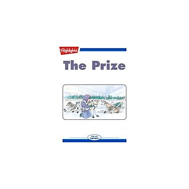 Highlights for Children The Prize Reading & Writing Workbook, Kindergarten - Grade 3 [eBook + Audio]