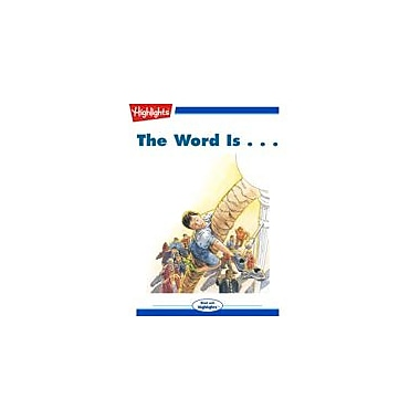 Highlights for Children The Word Is... Reading & Writing Workbook, Grade 3 - Grade 6 [eBook + Audio]