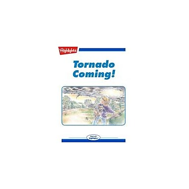 Highlights for Children Tornado Coming! Reading & Writing Workbook, Kindergarten - Grade 3 [eBook + Audio]
