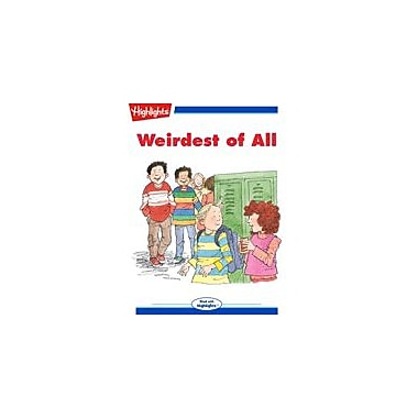 Highlights for Children Weirdest of All Reading & Writing Workbook, Kindergarten - Grade 3 [eBook + Audio]