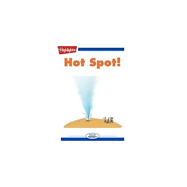 Highlights for Children Hot Spot! Science Workbook, Grade 3 - Grade 6 [eBook + Audio]