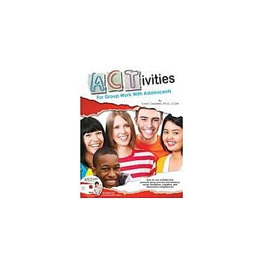 Marco Products Inc. Activities for Group Work With Adolescents Character & Social Skills Workbook, Grade 7 - Grade 12 [eBook]