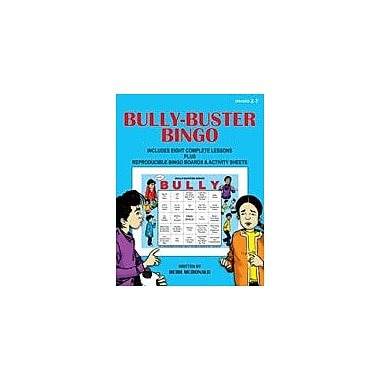 Marco Products Inc. Bully Buster Bingo Character & Social Skills Workbook, Grade 2 - Grade 7 [eBook]