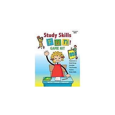 Marco Products Inc. Study Skills Fun Game Kit Character & Social Skills Workbook, Kindergarten - Grade 6 [eBook]