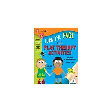 Marco Products Inc. Turn the Page for Play Therapy Character & Social Skills Workbook, Grade 2 - Grade 5 [eBook]