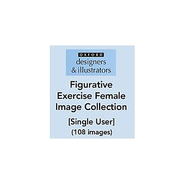 Oxford Designers and Illustrators Figurative Exercise Female Image Collection (108 Images), Grade 4 - Grade 12 [eBook]
