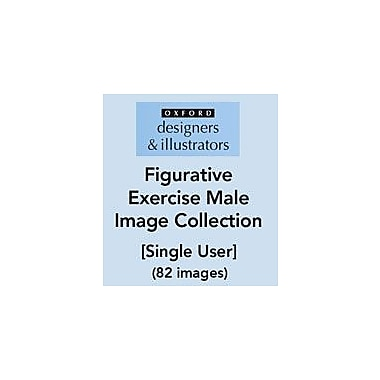 Oxford Designers and Illustrators Figurative Exercise Male Image Collection (82 Images), Grade 4 - Grade 12 [eBook]