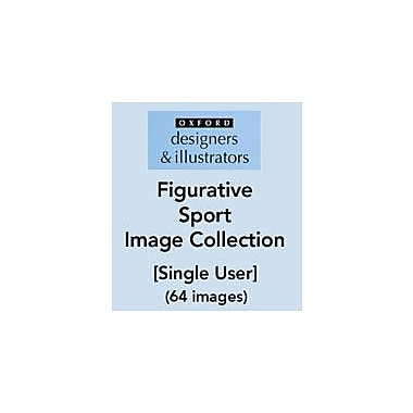 Oxford Designers and Illustrators Figurative Sport Image Collection (64 Images), Grade 4 - Grade 12 [eBook]