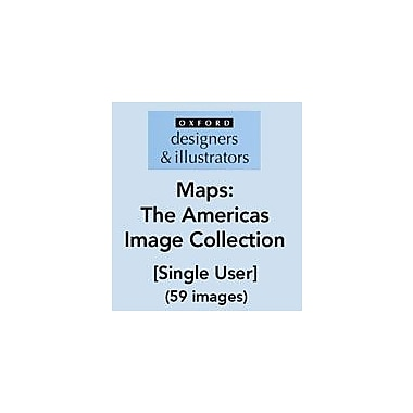 Oxford Designers and Illustrators Maps the Americas Image Collection (59 Images), Grade 4 - Grade 12 [eBook]