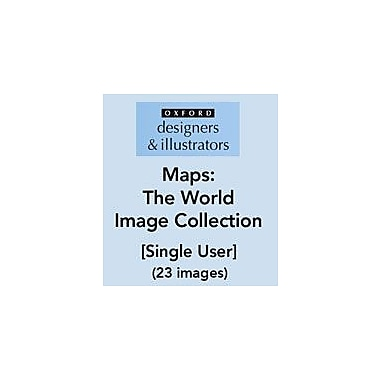 Oxford Designers and Illustrators Maps World Image Collection (23 Images) Art & Music Workbook, Grade 4 - Grade 12 [eBook]
