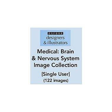 Oxford Designers and Illustrators Medical Brain and Nervous System Image Collection (122 Images), Grade 4 - Grade 12 [eBook]