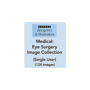 Oxford Designers and Illustrators Medical Eye Surgery Image Collection (124 Images), Grade 4 - Grade 12 [eBook]