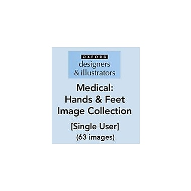 Oxford Designers and Illustrators Medical Hands and Feet Image Collection (63 Images), Grade 4 - Grade 12 [eBook]