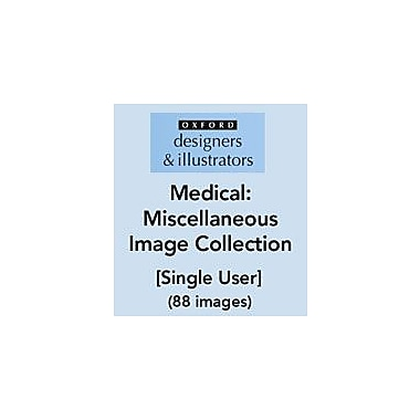 Oxford Designers and Illustrators Medical Miscellaneous Image Collection (88 Images), Grade 4 - Grade 12 [eBook]