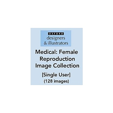 Oxford Designers and Illustrators Medical Reproduction Female Image Collection (128 Images), Grade 4 - Grade 12 [eBook]