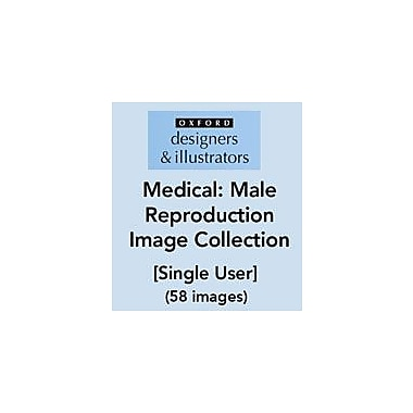 Oxford Designers and Illustrators Medical Reproduction Male Image Collection (58 Images), Grade 4 - Grade 12 [eBook]