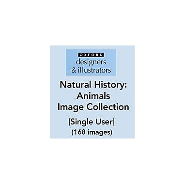 Oxford Designers and Illustrators Natural History Animals Image Collection (168 Images), Grade 4 - Grade 12 [eBook]