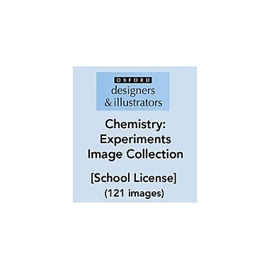 Oxford Designers and Illustrators Science Chemistry Experiments Image Collection (121 Images), School License [eBook]