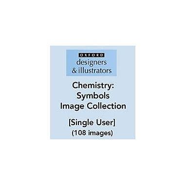 Oxford Designers and Illustrators Science Chemistry Symbols Image Collection (108 Images), Grade 4 - Grade 12 [eBook]