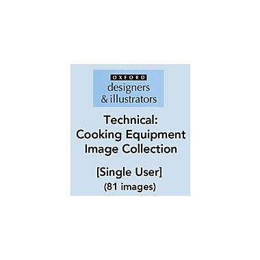 Oxford Designers and Illustrators Technical Cooking Equipment Image Collection (81 Images), Grade 4 - Grade 12 [eBook]