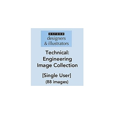 Oxford Designers and Illustrators Technical Engineering Image Collection (88 Images), Grade 4 - Grade 12 [eBook]