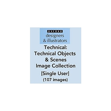 Oxford Designers and Illustrators Technical Objects and Scenes Image Collection (107 Images), Grade 4 - Grade 12 [eBook]