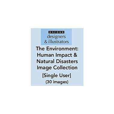 Oxford The Environment Geography Human Impact and Natural Disasters Image Collection (30 Images) [eBook]