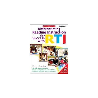 Scholastic Differentiating Reading Instruction for Success With Rti Reading & Writing Workbook, Kindergarten - Grade 3 [eBook]