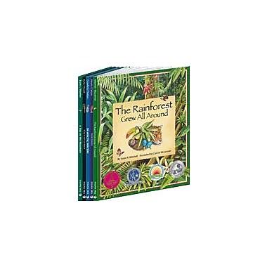 Arbordale Publishing Habitats Set (Spanish Edition) Science Workbook, Preschool - Grade 4 [eBook]