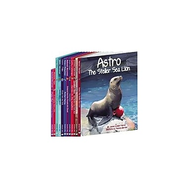 Arbordale Publishing Marine Animals Set Language Arts Workbook, Preschool - Grade 5 [eBook]