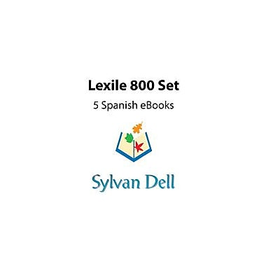 Arbordale Publishing Lexile Set: 800 (Spanish Edition) Language Arts Workbook, Preschool - Grade 5 [eBook]