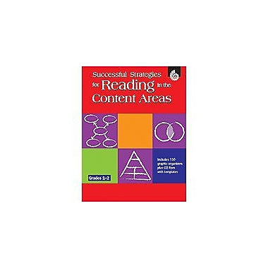 Shell Education Successful Strategies for Reading In the Content Areas 1-2 Language Arts Workbook, Grade 1 - Grade 2 [eBook]