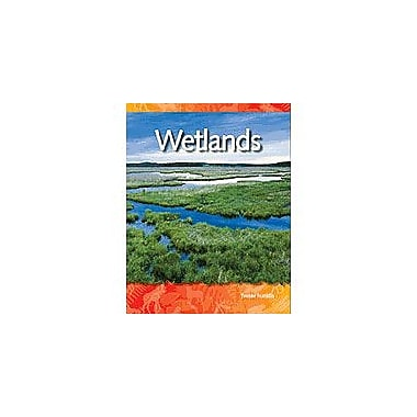 Shell Education Wetlands Interactiv-Ereader Science Workbook, Grade 3 - Grade 5 [eBook]