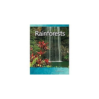 Shell Education Rainforests Interactiv-Ereader Science Workbook, Grade 3 - Grade 5 [eBook]