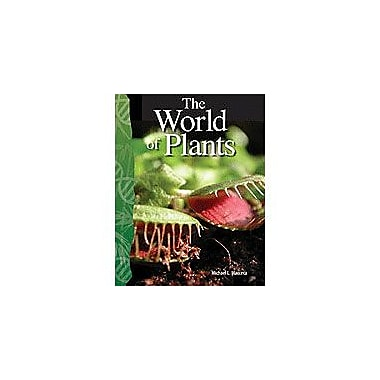 Shell Education The World of Plants Interactiv-Ereader Science Workbook, Grade 4 - Grade 8 [eBook]