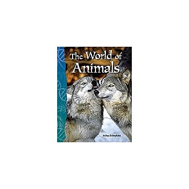 Shell Education The World of Animals Interactiv-Ereader Science Workbook, Grade 4 - Grade 8 [eBook]
