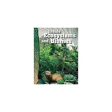 Shell Education Inside Ecosystems and Biomes Interactiv-Ereader Science Workbook, Grade 4 - Grade 8 [eBook]