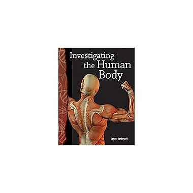 Shell Education Investigating the Human Body Interactiv-Ereader Science Workbook, Grade 4 - Grade 8 [eBook]
