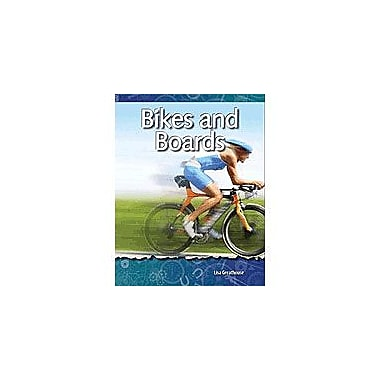 Shell Education Bikes and Boards Interactiv-Ereader Science Workbook, Grade 3 - Grade 5 [eBook]