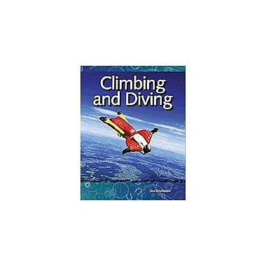 Shell Education Climbing and Diving Interactiv-Ereader Science Workbook, Grade 3 - Grade 5 [eBook]