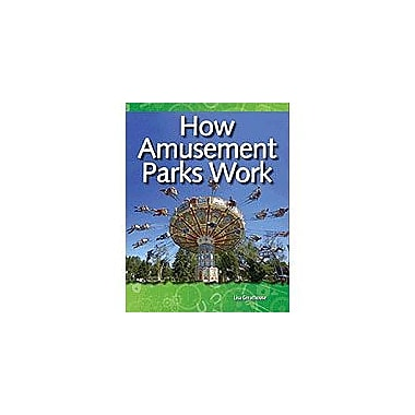 Shell Education How Amusement Parks Work Interactiv-Ereader Science Workbook, Grade 3 - Grade 5 [eBook]
