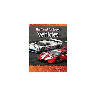 Shell Education The Quest for Speed: Vehicles Interactiv-Ereader Science Workbook, Grade 3 - Grade 5 [eBook]