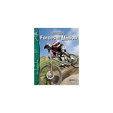 Shell Education Investigating Forces and Motion Interactiv-Ereader Science Workbook, Grade 4 - Grade 8 [eBook]