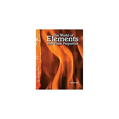 Shell Education The World of Elements and Their Properties Interactiv-Ereader Science Workbook, Grade 4 - Grade 8 [eBook]