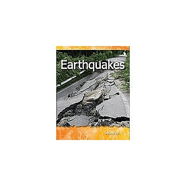 Shell Education Earthquakes Interactiv-Ereader Science Workbook, Grade 3 - Grade 5 [eBook]