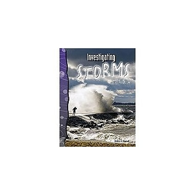 Shell Education Investigating Storms Interactiv-Ereader Science Workbook, Grade 4 - Grade 8 [eBook]