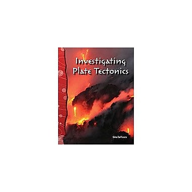Shell Education Investigating Plate Tectonics Interactiv-Ereader Science Workbook, Grade 4 - Grade 8 [eBook]