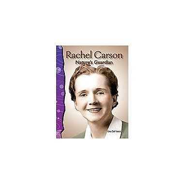 Shell Education Rachel Carson: Nature's Guardian Interactiv-Ereader Science Workbook, Grade 4 - Grade 8 [eBook]