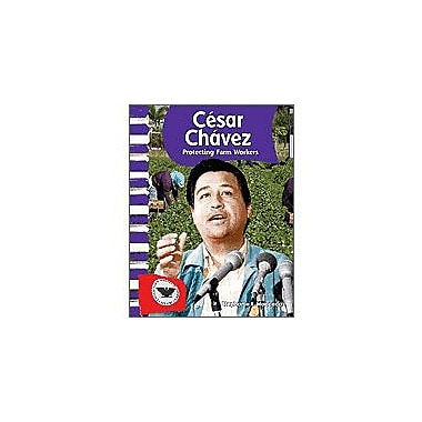 Shell Education Cesar Chavez Interactiv-Ereader History Workbook, Kindergarten - Grade 5 [eBook]