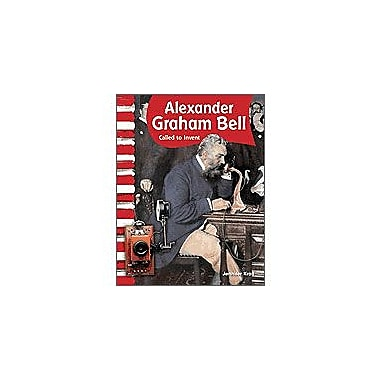 Shell Education Alexander Graham Bell Interactiv-Ereader History Workbook, Kindergarten - Grade 5 [eBook]